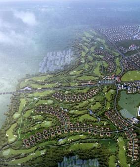 山西平遥生态旅游文化产业园水上乐园设计